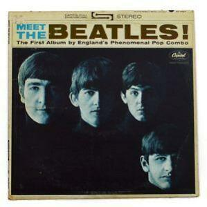 Meet The Beatles Records Ebay