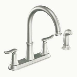 Beau Moen Stainless Kitchen Faucets
