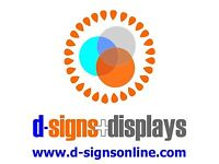 Trainee Sign Maker / Joiner experience