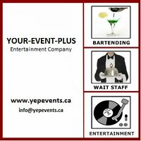 YOUR-EVENT-PLUS SERVICES