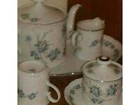 MITTERTEICH tea set.