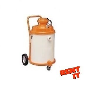 RENT ME -- INDUSTRIAL 20 GAL WET/DRY SHOP VACUUM  $25 A DAY