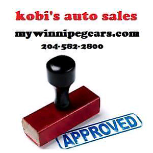 In house and bank financing for automobiles