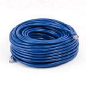 Network - Ethernet cables - Cat 6 and Cat 5e - 6' thru 100'