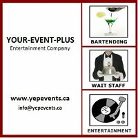 Professional Bartending & Rental Services