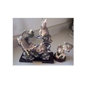 Friendship Collection Dog Statue