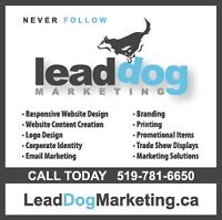 Lead Dog Marketing - Kitchener Website Design and Marketing