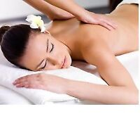 Relaxing massage home service (Female only) $30 / hr