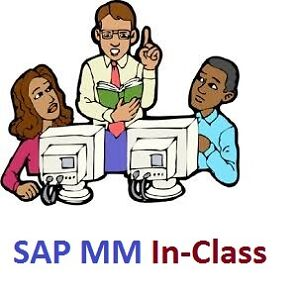 SAP MM PRACTICAL TRAINING FROM BASICS IN-CLASS