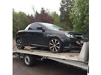 VAUXHALL TIGRA WANTED FROM 2004-ONWARDS