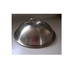 "Greenpan Stainless Steel 12 1/4"" Dome Lid"