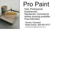 Honest High Quality Painter At An Affordable Price Today!