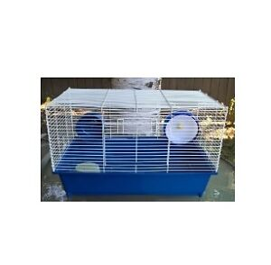 Small Animal Cage for Hamster, Rabbits,Rats & Ferrets etc...