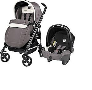 Peg Perego Switch Four stroller  System-car seat