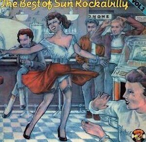 The Best of Sun Rockabilly volume 2;  vinyl record album 1950s Kitchener / Waterloo Kitchener Area image 1