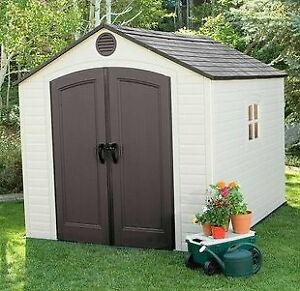 Costco Garden Shed 8 X 10