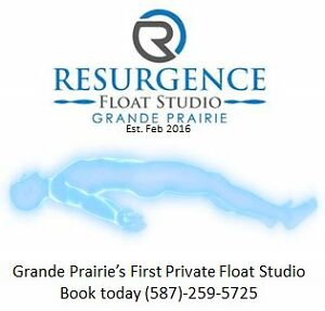 Sensory Deprivation and Float Therapy in GP!