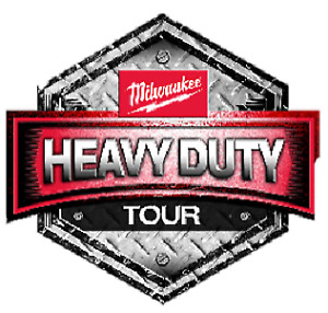 Milwaukee Heavy Duty Tour Coming To Leaside June 27th!
