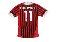 Ibrahimovic AC Milan T-Shirt Unofficial (Perfect condition/never worn)