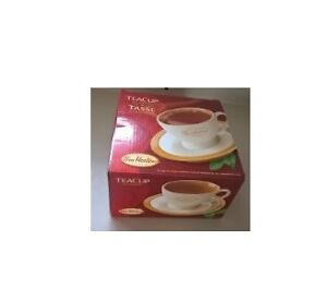 Tim Hortons Tea / Coffee Cup and Saucer
