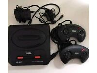 Sega mega drive complete with 196 games poss delivery