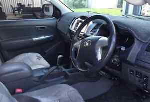 2012 Toyota Hilux SR5 4X4 **12 MONTH WARRANTY** West Perth Perth City Area Preview