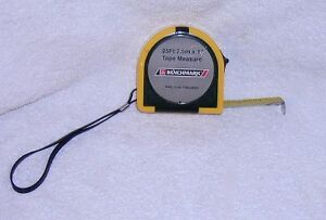 Tape Measure - with built in calculator Cambridge Kitchener Area image 1