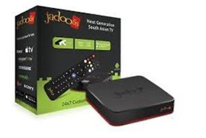 New Jadoo5S Quad Core 2G DDR 4K Ultra HD IPTV Media Box