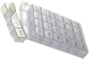 Pill  Box    Weekly  Organizer       7  Days Pillbox  Medicine Container