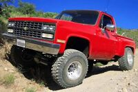 looking for truck in good shape old or newer