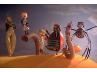 Disney's James & the Giant Peach Screening - Puppet Animation Festival at Maryhill Burgh Halls