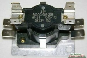 atwood hydroflame rv furnace relay time delay 31017 ebay. Black Bedroom Furniture Sets. Home Design Ideas