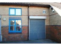 Workshop to rent - 300 sq ft - £300 per month +VAT