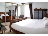 Short/Medium term Ensuite Superking bedroom in St Clement's