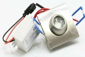 NEW LED Downlight  Square 1W 50 available. CHEAP ! Chatswood Willoughby Area Preview