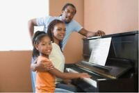 Piano Lesson for Adults in Brampton (Morning and Afternoon)