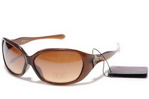 Oakley Betray Women's Sunglasses Chocolate Frame Brown Lens