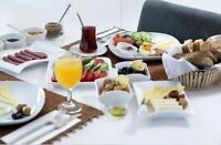 Every Saturday Sultan's Breakfast at Kitchen Istanbul $15/person