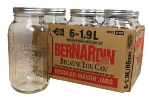 1.9 Liter Canning Jars for Sale