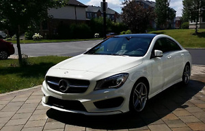 **LEASE TRANSFER** 2016 Mercedes-Benz CLA 4dr Sdn CLA250 4MATIC