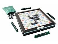 Scrabble Deluxe - Brand new unsealed