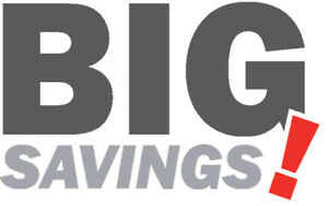 Your Home Improvement Needs for the Lowest Price!