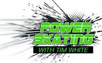Power Skating with Tim White