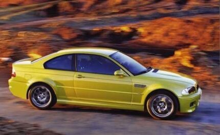 Wanted: BMW E46 M3 - WANTED