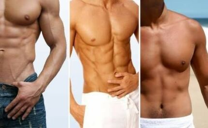 MALE THERAPIST OFFERRING UPTO 40% OFF MEN'S WAXING
