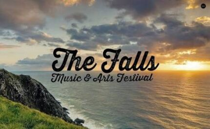 Two falls festival Bryon bay 4 day tickets!! Sydney City Inner Sydney Preview