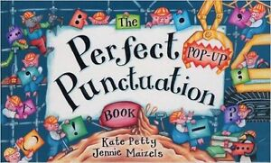 ▀▄▀The Perfect Pop-Up Punctuation Book (HC)