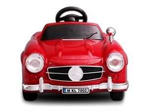 Brand New Mercedes Benz Child Ride On with Remote Controller
