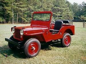 Jeep CJ Wanted