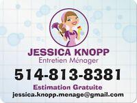 Entretien Menager Jessica